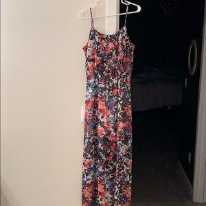 Maxi dress, gently worn.